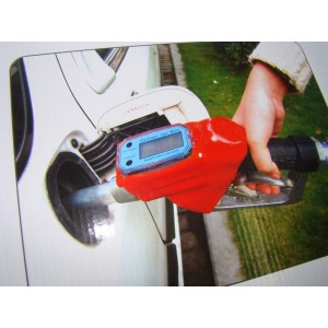 NDS - Digital FUEL Nozzle with Digital LCD Readout - Litres or Gallons